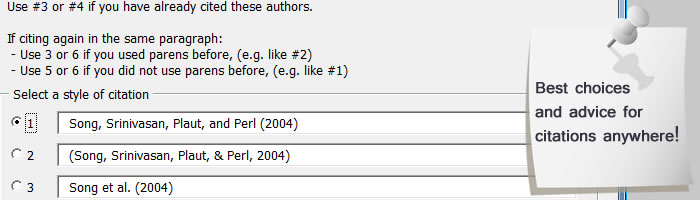 Best APA citation feature anywhere